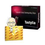 TastyliaTadalafilOrallyStrips